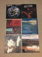 Schallplatten Sammlung Rock Pop 70er