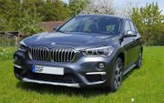 BMW X1 xDrive20i M-Sport EURO6d-Temp