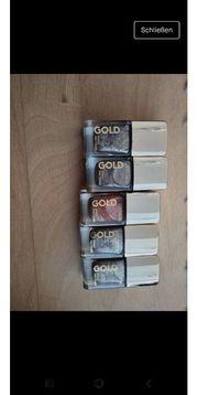 Neue mehrere Catrice Nagellack Gold