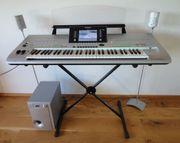 Yamaha Tyros3 Keyboard mit Zusatzspeicher