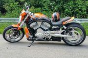 Harley-Davidson V-Rod VR1 Custom VRSCA