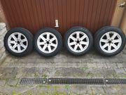 Mercedes Alufelgen 205-60-R16 92W Sommerreifen
