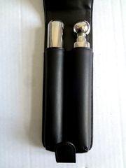 Humidor Einzelhumidor Zigarrenhülle Flachmann Gürtelclip
