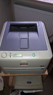Oki Laserdrucker B410D