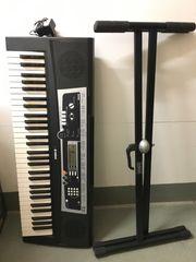 Keyboard von Yamaha