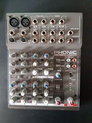 Mischpult Phonic AM105FX