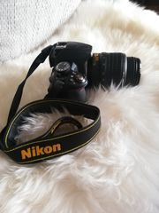 Nikon D3100 Kamera