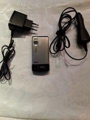 Nokia Slide 6500 S-1- Silber