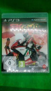 SBK11 PS3 Spiel