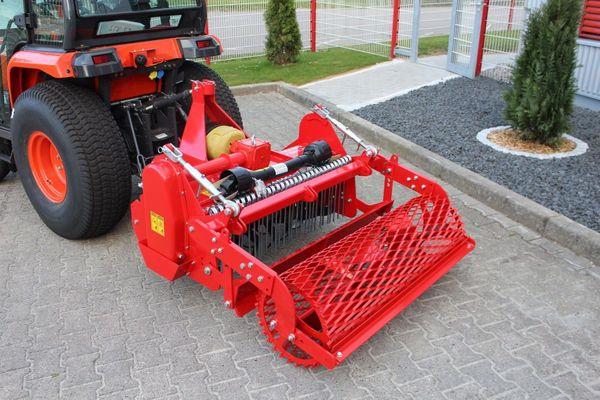 Kubota - Tractorland WSM Bodenumkehrfräse UKF