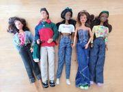Barbie Puppen mit Ken