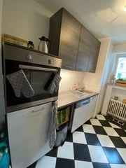 Neuwertige Küche Ohne E-Geräte