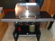 Luxus Grill Grillwagen Gasgrill mit