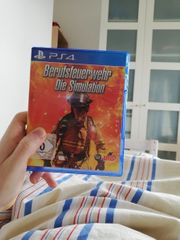 berufsfeuerwehr die simulation PS 4