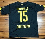 BVB Hemd Hose Schal in