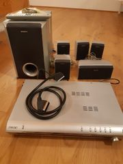 Sony Surroundsystem mit DVD-Player