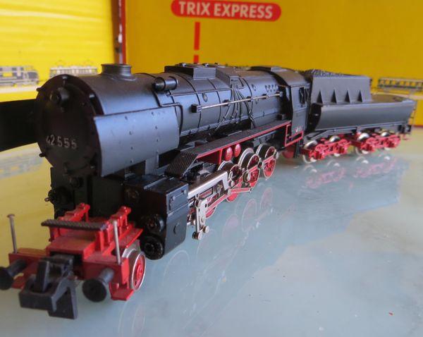 Modelleisenbahnanlage Trix Express komplett mit