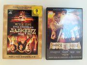 Viele DVDs