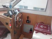 fischer boot kabinen motorboot Alienor