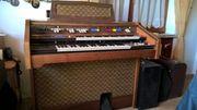 Orgel Farfisa funktionsfhig
