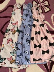 Mädchenkleider 134 140