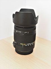 Sigma 18-250 mm F3 5-6