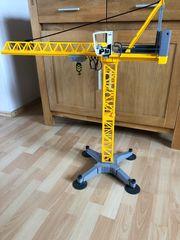 Playmobil Kran mit IR-Steuerung