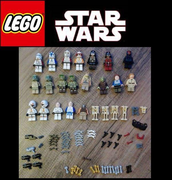 Lego star wars Figuren Teile