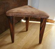 KARE kleiner Dreibein Hocker Stuhl