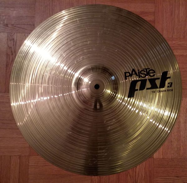 18 Crash Ride Becken Cymbals