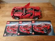 Lego Technik Super Car 8070