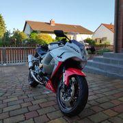 Verkaufe Motorrad Hyosung GT 650