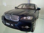 BMW X6 Kyosho 1 18