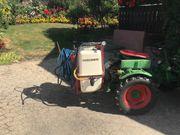 Obstbaumspritze für Traktor