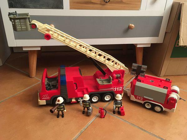 Feuerwehr Set von Playmobil