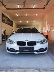 BMW 316d Touring F31 Sport