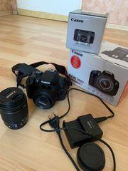 Canon 700D Kit Objektiv 50mm
