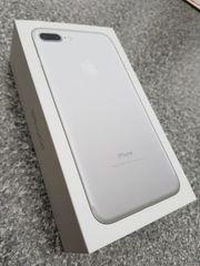 iPhone 7plus silver 128 GB