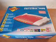 Fritzbox 7490 Gebraucht - TOP Zustand