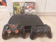 Sony Playstation 3 mit 2