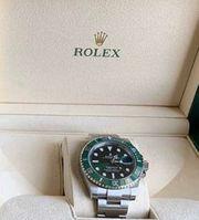 Rolex Submariner Hulk LV 116610