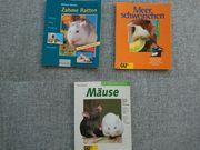 Bücher Meerschweinchen und Mäuse