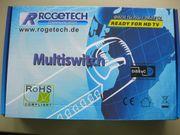 SAT- Mulitswitch von Rogetech für