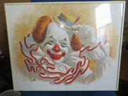 Clownbilder und andere