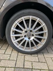 1 Satz Audi Kompletträder 245
