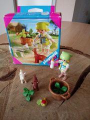 Playmobil SPEZIAL Mädchen mit Zicklein