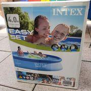 Intex easy Set Pool Neu