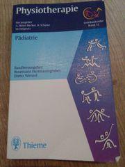 Div Bücher über Physiotherapie