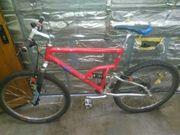 Mountainbike hochwertige Ausstattung