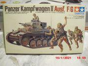 Tamiya Modell 35009 Panzerkampfwagen II